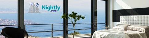 Nightly Travel Banner - Switch Hotels and Save Money on Accomodation